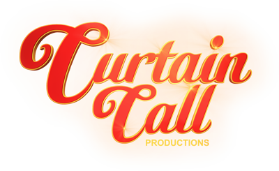 Curtain Call Productions logo