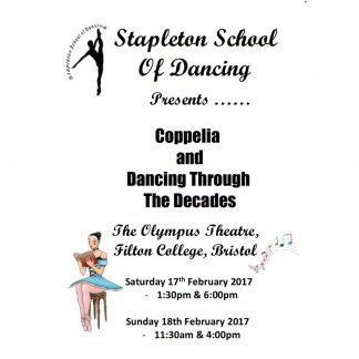 Coppelia and Dancing Through the Decades