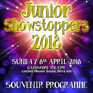 Junior Showstoppers 2018